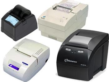O sistema funciona com qual impressora?  -  VE SOFTWARE