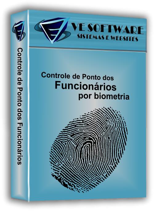 Controle de Ponto Biométrico