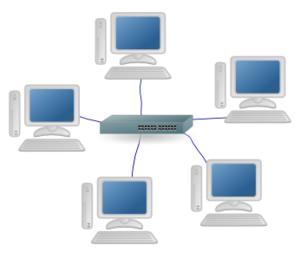 Instalando em maquinas clientes - compartilhando o sistema  -  VENDA IMOVEIS.NET